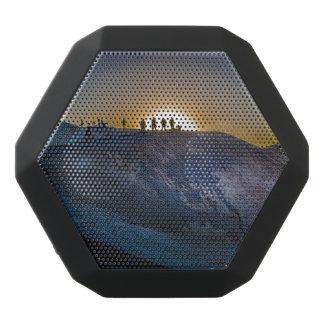 Death Valley zabriskie point Sunset Black Bluetooth Speaker