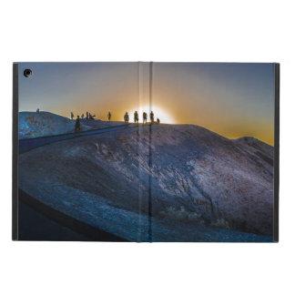 Death Valley zabriskie point Sunset iPad Air Case