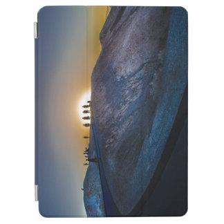 Death Valley zabriskie point Sunset iPad Air Cover
