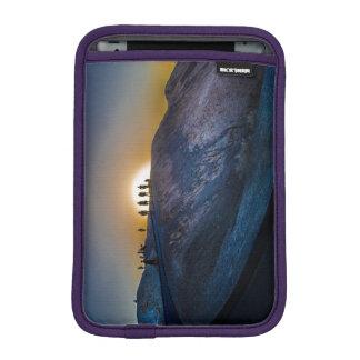 Death Valley zabriskie point Sunset iPad Mini Sleeve