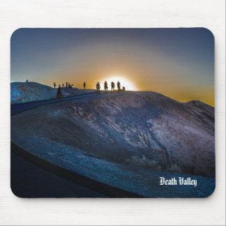 Death Valley zabriskie point Sunset Mouse Pad
