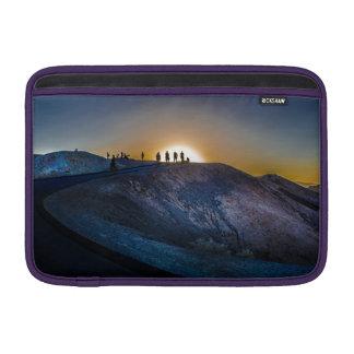 Death Valley zabriskie point Sunset Sleeve For MacBook Air