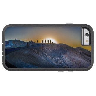 Death Valley zabriskie point Sunset Tough Xtreme iPhone 6 Case