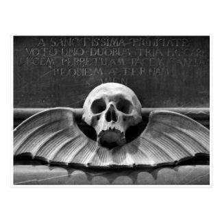 Deathhead, Cabinet card