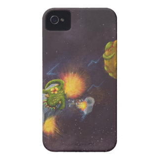 Deathless Chaos in the Unfathomable Depths iPhone 4 Case-Mate Cases