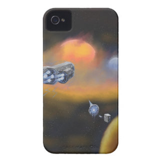 Deathless Stars at Infinite Horizons Case-Mate iPhone 4 Cases