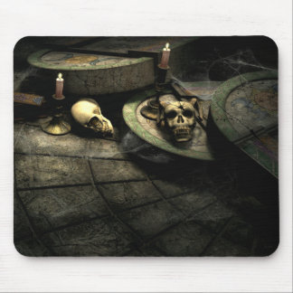 Deaths Domain Gothic Art Mousepad
