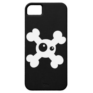 Death's head case for the iPhone 5