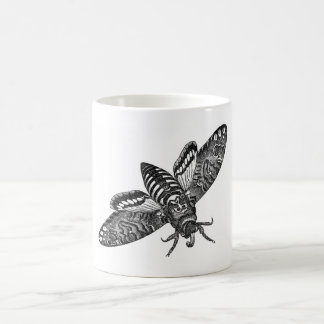 Deaths Head Hawk Moth Coffee Mug