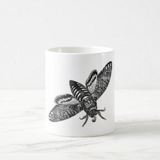Deaths Head Hawk Moth Coffee Mug