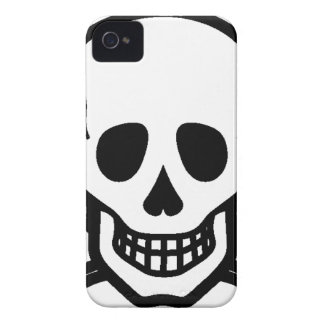 Death's head iPhone 4 cases