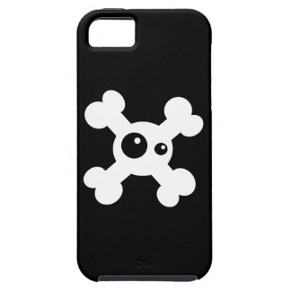 Death's head iPhone 5 cover