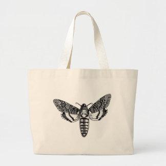 Death's-Head Moth Jumbo Tote Bag