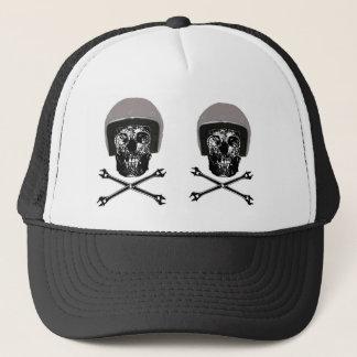 DEATH'S HEAD ON MY CAP