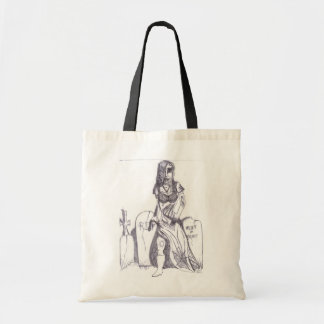 Death's Princess Tote Bag