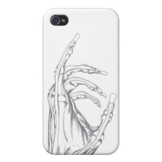 Deaths touch iPhone 4 case