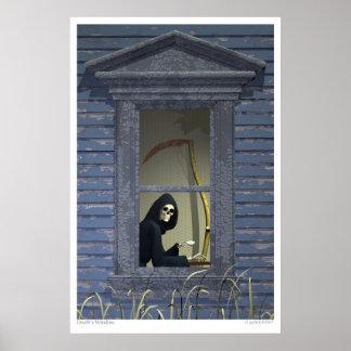 Death's Window Poster