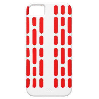 Deathstar Interior Lighting RED ALERT Case For The iPhone 5