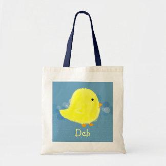 Deb Baby Chick Shopping / Beach / Gift Bag