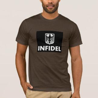 DEBACLE GERMAN ARMY INFIDEL T SHIRT