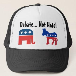 Debate, Not Hate - Political Hat