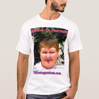Debbie Cartoon T-Shirt