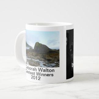 Deborah Walton Winners Large Coffee Mug