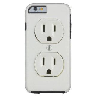 Débouché électrique drôle coque tough iPhone 6