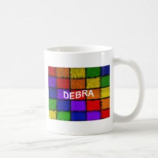 DEBRA COFFEE MUG