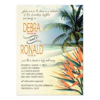 Debra Emerald Waters Tropical Beach | papaya FELT Card