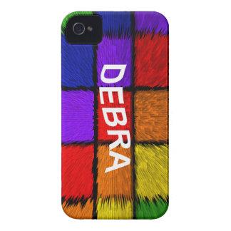 DEBRA iPhone 4 CASE