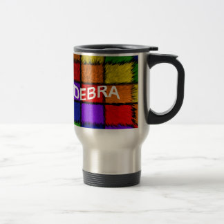 DEBRA TRAVEL MUG