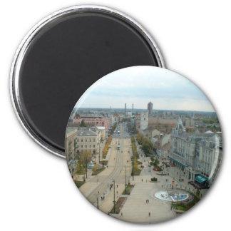 Debrecen 2 Inch Round Magnet