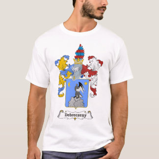 Debreczeny Family Hungarian Coat of Arm T-shirt