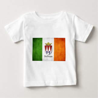 DeBryan Irish Flag Baby T-Shirt