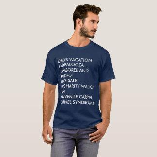 DEB'S VACATION T-Shirt