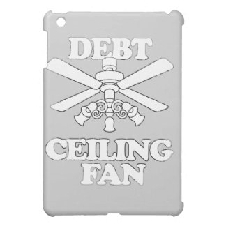 DEBT CEILING FAN Faded.png Case For The iPad Mini