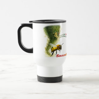 Debt Tornado Travel Mug