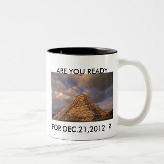 Dec. 21, 2012 Doomsday Mug !