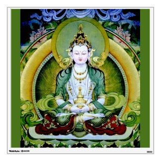 DECAL 30X30 - TARA BUDDHA WALL DECAL