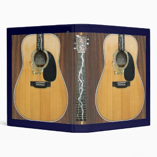 DECAllingham Koi Guitar Binder