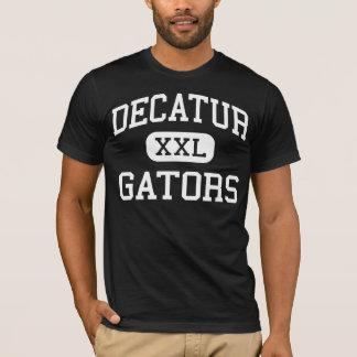 Decatur - Gators - High - Federal Way Washington T-Shirt