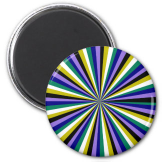 Decay kind magnet