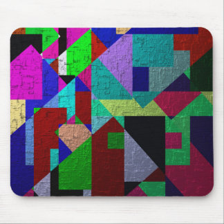 Decay kind mouse pad