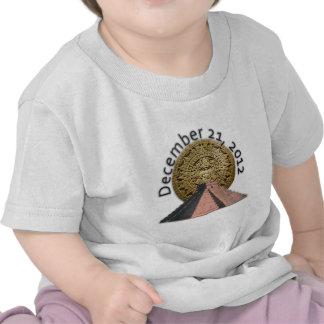 December 21 2012 Mayan Calendar T Shirt
