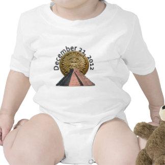 December 21, 2012 Mayan Calendar Bodysuit