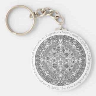 DECEMBER 21, 2012: The New Beginning commemorative Keychain