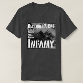 December 7, 1941 Pearl Harbor T-Shirt