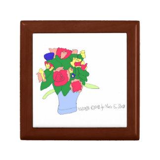 December Bouquet Gift Box