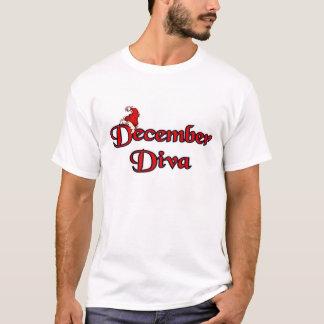 December Diva Cute T-Shirt